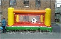 Батут надувной детский Футбол