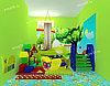 Игровая комната для детей. Волшебный лес