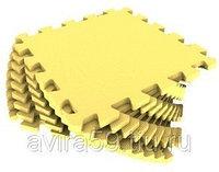 Напольное покрытие для детской комнаты желтое