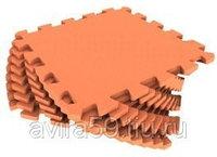 Напольное покрытие для детской оранжевое