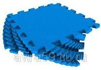 Напольное покрытие для детской комнаты синее