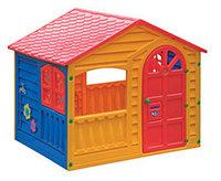 Детский пластиковый домик «Полянка», фото 1