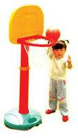 Детский баскетбольный щит на стойке