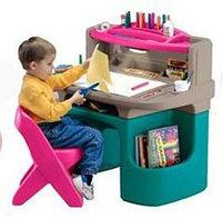 Детский столик для творчества