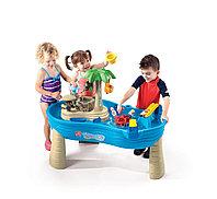 Стол для игр с водой «Тропики»