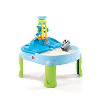 Столик для игры с песком и водой «Водопад»