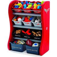 Детский стеллаж для хранения игрушек