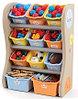 Шкаф в детскую комнату для игрушек