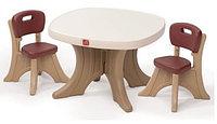 Столик для детей со стульчиками
