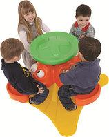 Детская игрушка-карусель «Утенок»