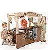 Кухня-игра для малышей «Веселые поварята»