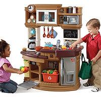 Детская игрушка кухня для девочки «Шеф Повар»