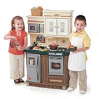 Игровая кухня для детей «Новые традиции»