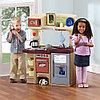 Детская пластиковая кухня «Твори и играй»