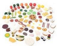 """Набор пластиковых игрушек """"Продукты питания"""""""