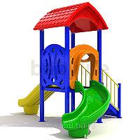 Детская площадка «Кувшинка» №4, фото 1