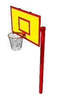 Щит баскетбольный без стойки