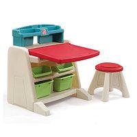 Детская парта для дома «Маленький гений», фото 1