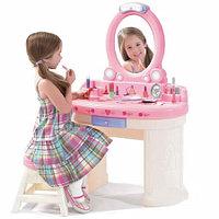 """Столик для девочек """"Маленькая Барби"""", фото 1"""