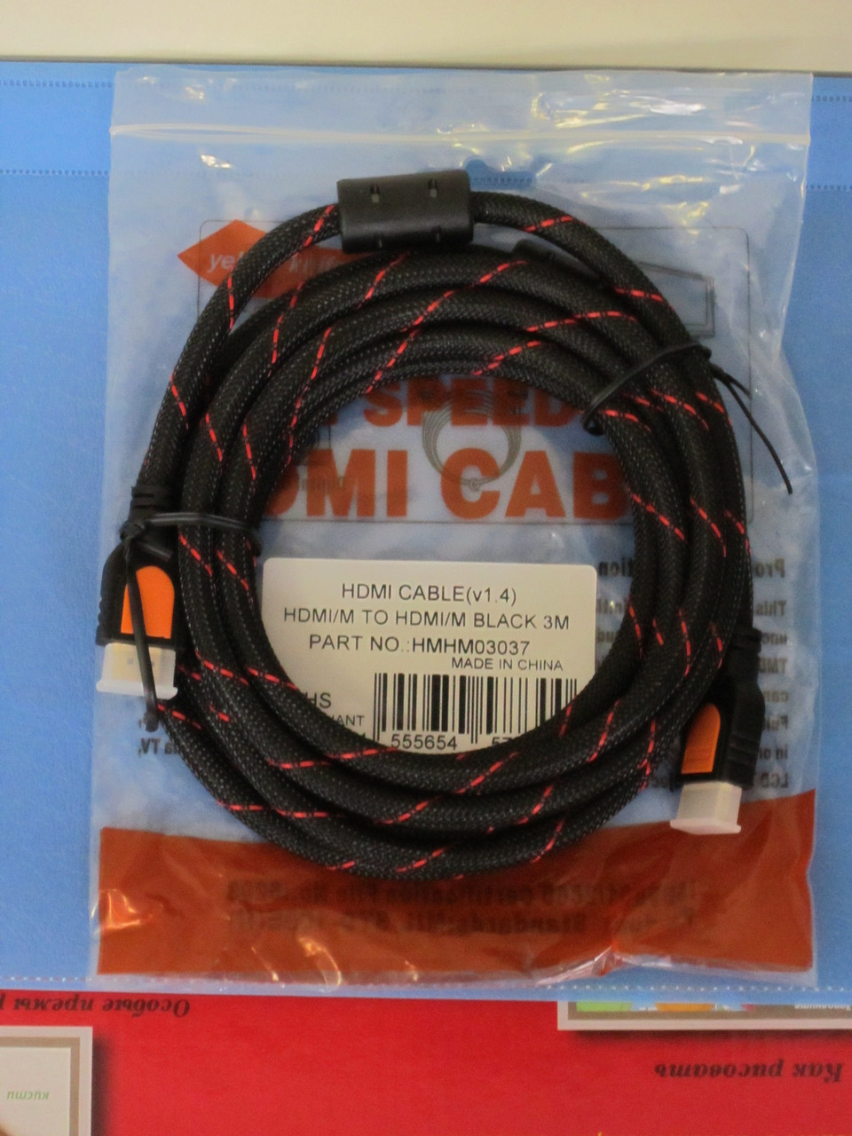 Кабель HDMI-HDMI 3 m, Алматы