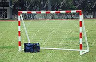 Передвижные ворота для гандбола.