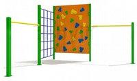Спортивный детский уличный комплекс Актив-спорт 2
