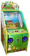 """Игровой автомат для детей """"Сбивалка - Веселая ферма"""""""