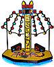 Игровой автомат Танцпол ручной«Летучая мышь»