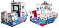 Развивающий детский видео-автомат «Катер»