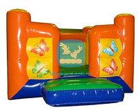Батут надувной детский игровой Веселый манеж