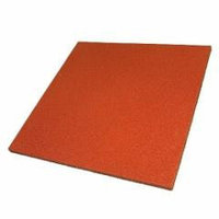 Резиновое покрытие из крошки Плитка 500x500 мм, 30 мм