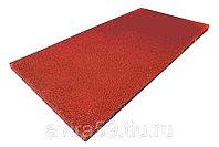 Резиновое покрытие для площадок Плитка 1000х500 мм, 40 мм
