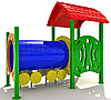 Детский игровой комплекс для улицы «Паровозик2»