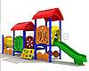 Детский игровой комплекс уличный «Паровоз»