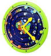 Игровой развивающий детский модуль «Часы»