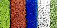 Трава искусственная мультиспорт, цветная