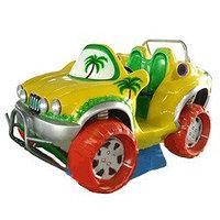 Детский аттракцион Качалка  машина «Пальма»