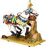 Детский игровой аттракцион Качалка  «Лошадь»