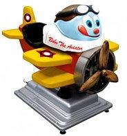 Детский аттракцион Качалка  «Бобби авиатор»