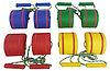 Детские Педали-балансир пластиковые Размер упаковки: 0,33х0,17х0,24см Вес 1,8кг