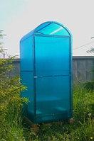 Дачный туалет из поликарбоната