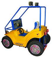 Детский развивающий автомат - Симулятор Баги-1
