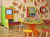 Развивающий  Игровой столик для детей и 4 стула