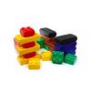 Развивающий детский Конструктор 106 элементов.