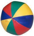 Мяч мягконабивной для детей D30 см. вес 1.5 кг.