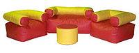 Комплект мягконабивной мебели «Уют» 2 для детей