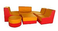 Комплект мягконабивной мебели «Малыш» для детей