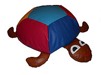 «Черепашка» игрушка напольная дидактическая для сменных чехлов Диаметр 100см