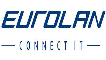 """Eurolan Коммутационная панель наборная Silver Line 19"""", 0.5U 24 порта под прямые UTP/FTP Keystone"""