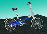 Аттракцион детский «Велосипед неправильный»